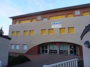 Le site ARAGO au 37 rue Arago