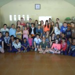 nos jeunes et les enfants de l'orphelinat