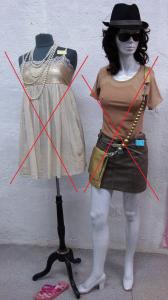 tenues filles inadaptées