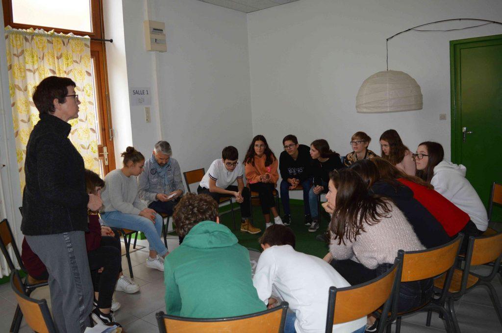 Formation des délégués photo1
