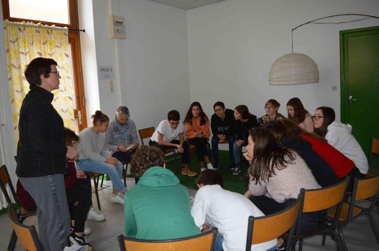 Formation des délégués du collège