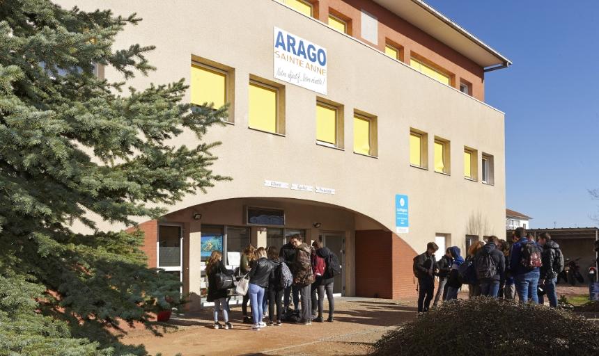 Lycée Professionnel Arago