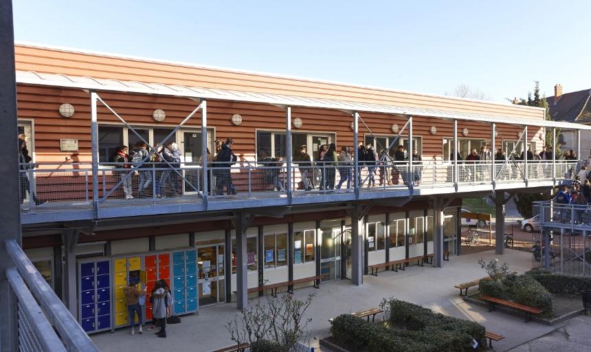 Lycées Professionnel & Technologique Sainte Anne